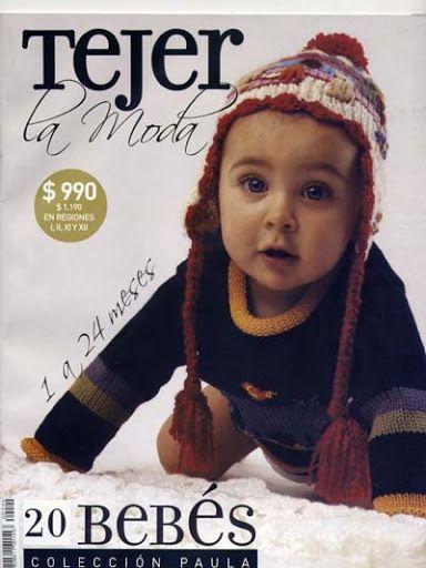 TEJER LA MODA BEBES nro20 - Jimena Rodriguez - Picasa Web Albums