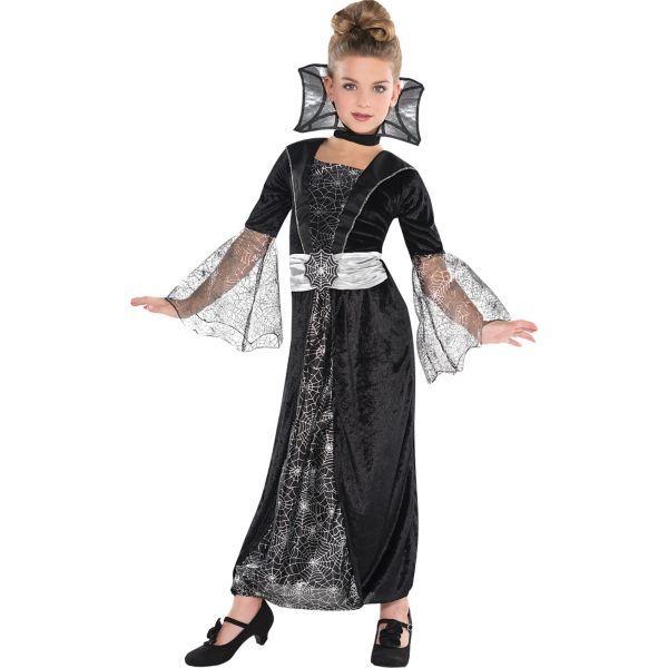 Girls Dark Countess Costume (With images)   Halloween ...
