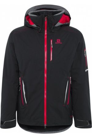 Men Salomon WHITEMOUNT Ski jacket | Mens ski wear, Mens