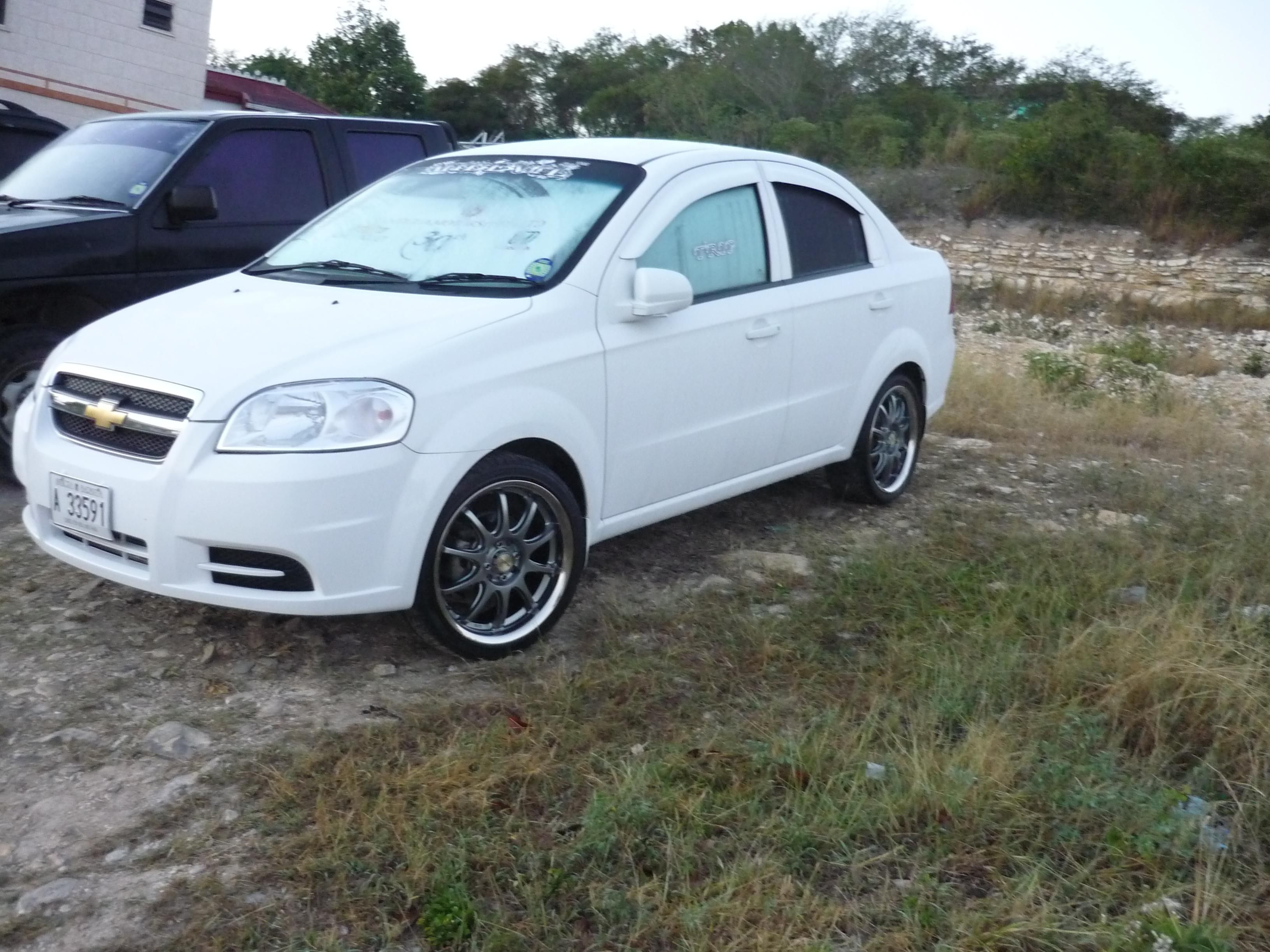Awesome Vehicle 2009 Chevrolet Aveo On Lots Of Safety Features