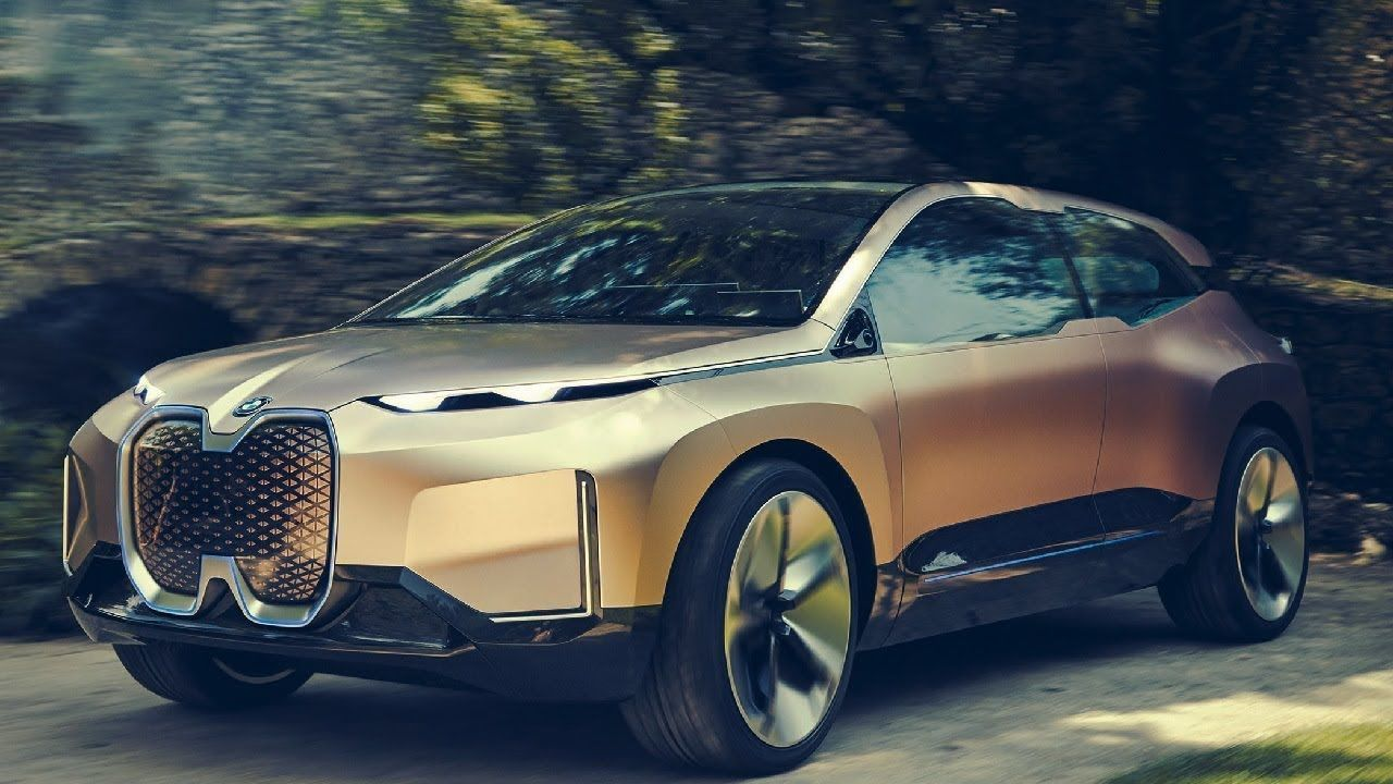 Bmw Vision Inext 2021 Future Self Driving Bmw Suv For 2021 Bmw Suv Bmw Electric Crossover