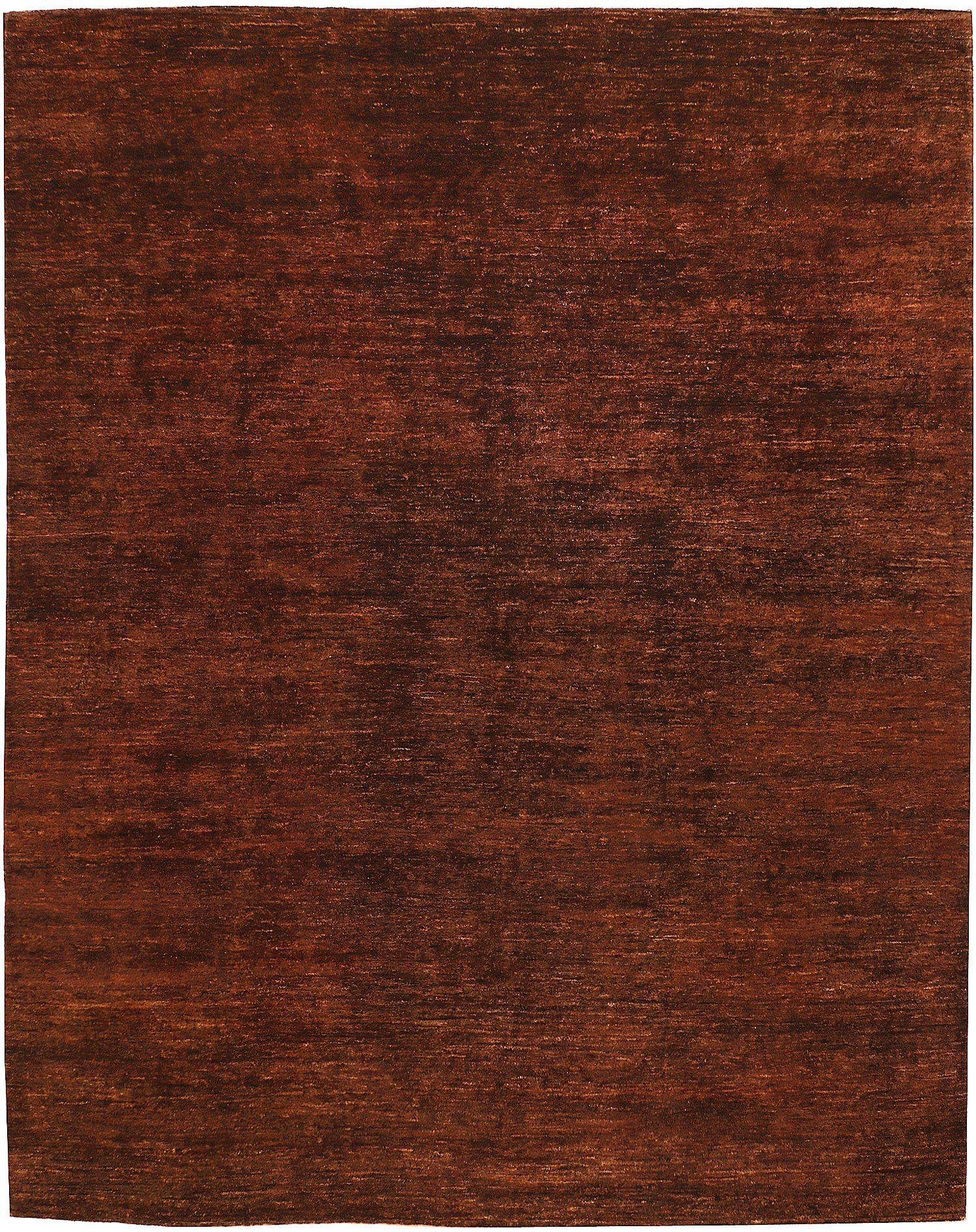 8' x 10' Handknotted Pakistani Wool Gabbeh Carpet Saddle