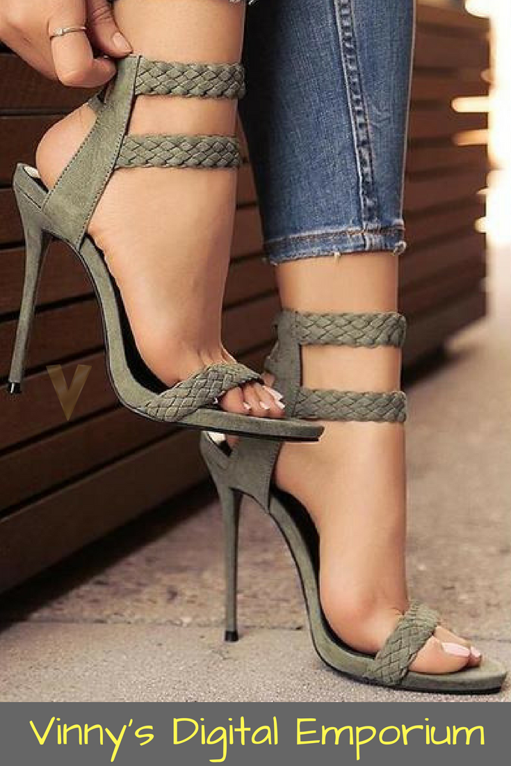 Women's Shoes Shoes Sandals Female Cross Strap Summer Thick Heel Shoes Fashion Transparent High Heels Ladies Snake Sandals Leopard Party Sandalies Making Things Convenient For The People
