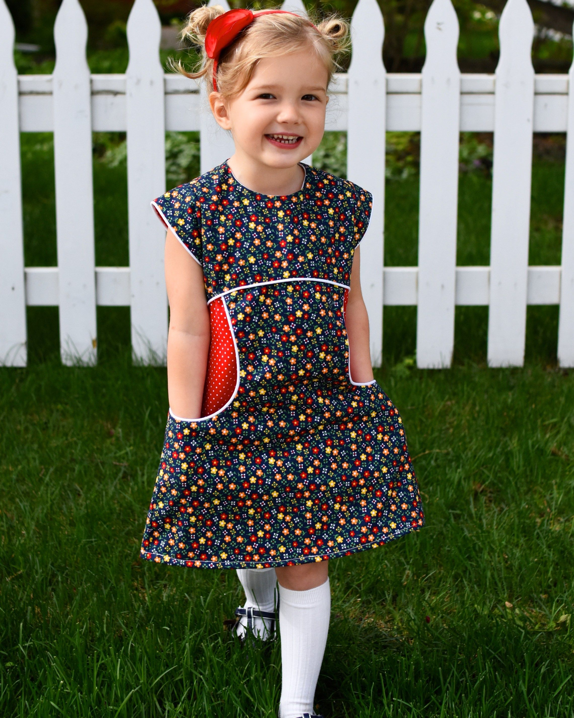 8f8917afaf6e Gingham Girls Dresses and Quilts | Kiddies clothes | Vintage girls ...