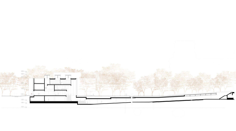 Neubau Besucher und Informationszentrum des Deutschen Bundestages, Brullet de Luna + Josep Ferrando + David Recio – BETA