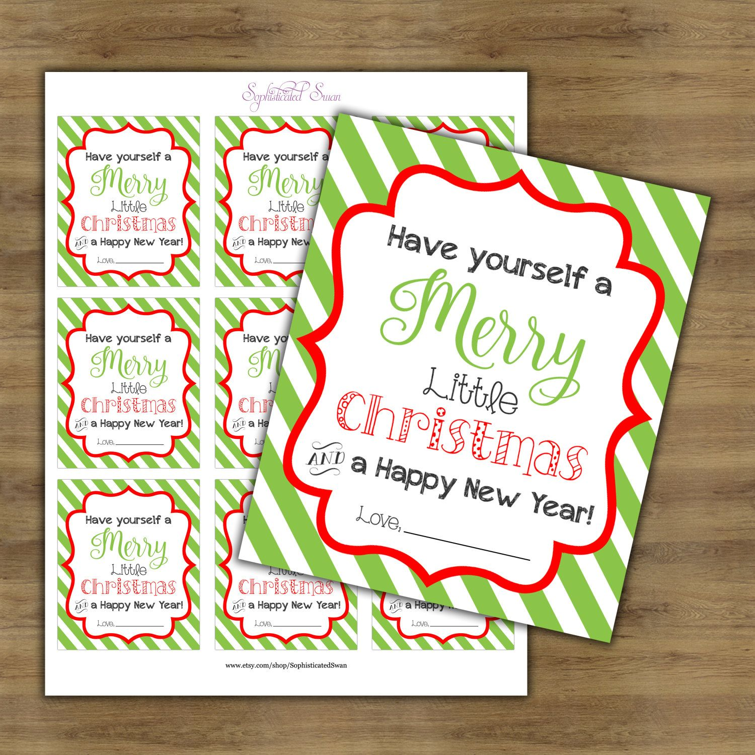 Christmas Teacher T Tags Teacher Appreciation Tags