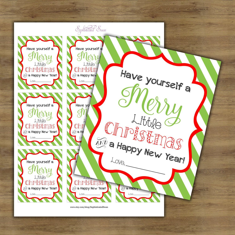 Christmas Teacher T Tags Teacher Appreciation Tags