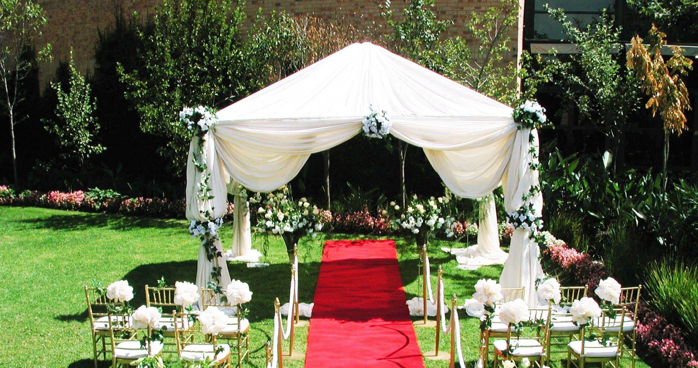 31 Best Cheap Outdoor Wedding Decoration Ideas | Outdoor wedding ...