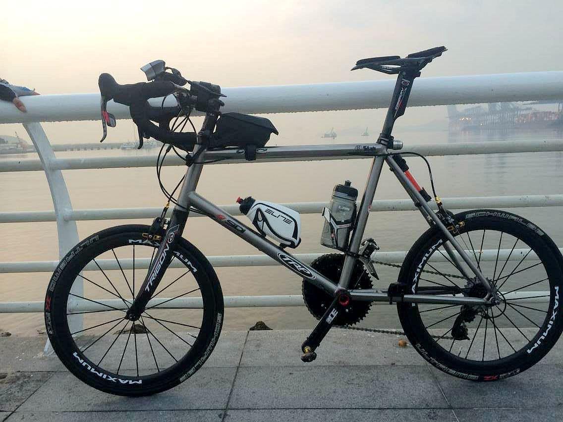 Java Mini Velo Bike 451 Road Bike With Sram X7 18 Speed 20 X1 35