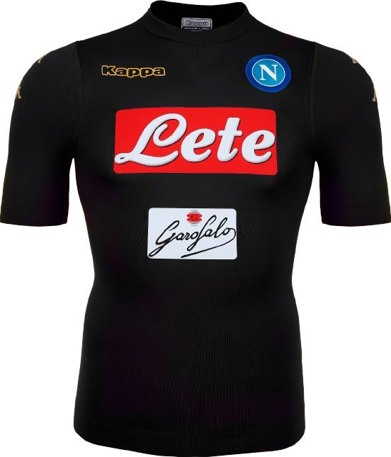 The new Napoli 16-17 third kit 4a9c2fbfaff6b