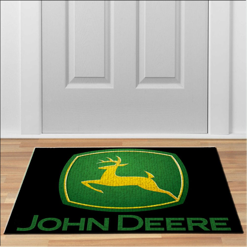 Awesome John Deere Floor Durable Door Mat Non Slip