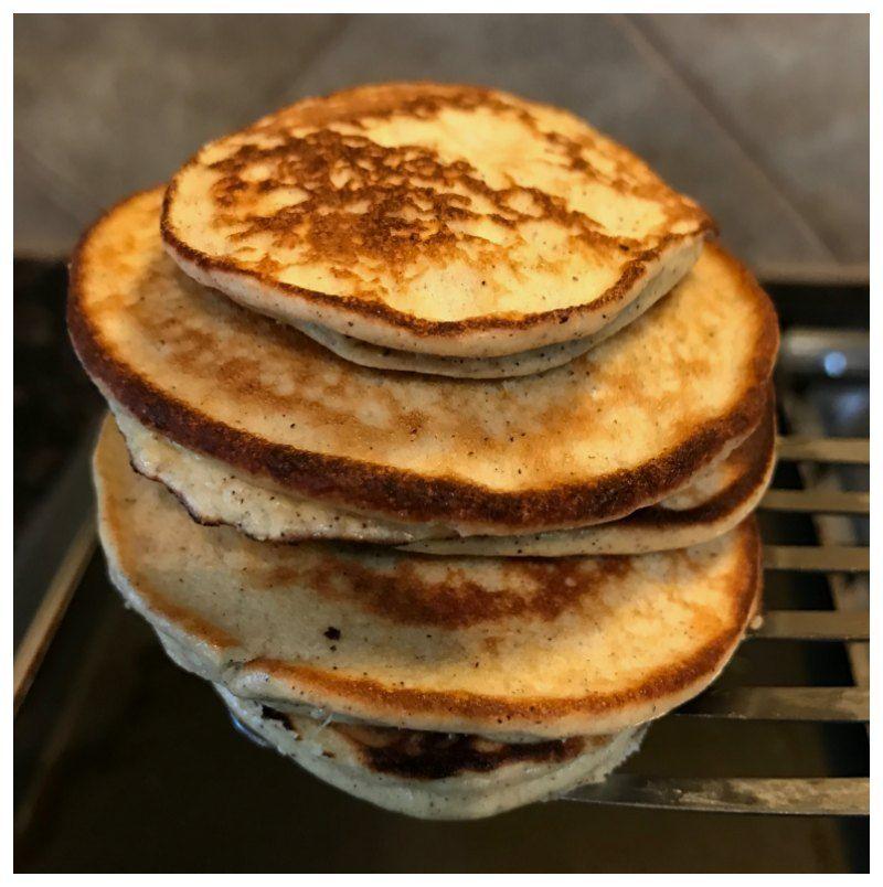 Low Carb Pancakes Keto Friendly Recipe Low Carb Pancakes Low