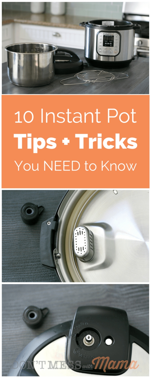 instant pot tips and tricks you need to know yum pinterest