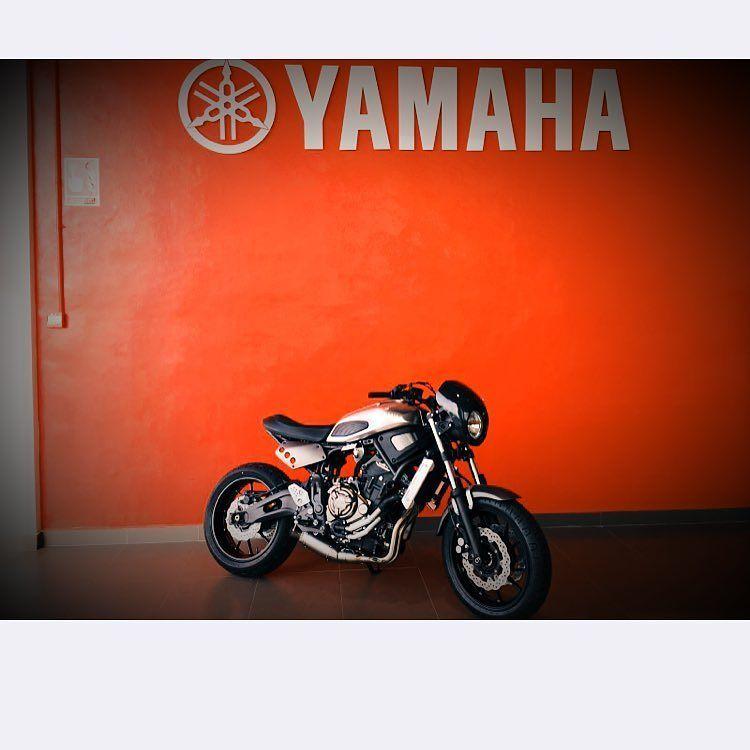 OVERBOLD MOTOR CO. — Nos presentan la XSR700 demo que disponen en el...