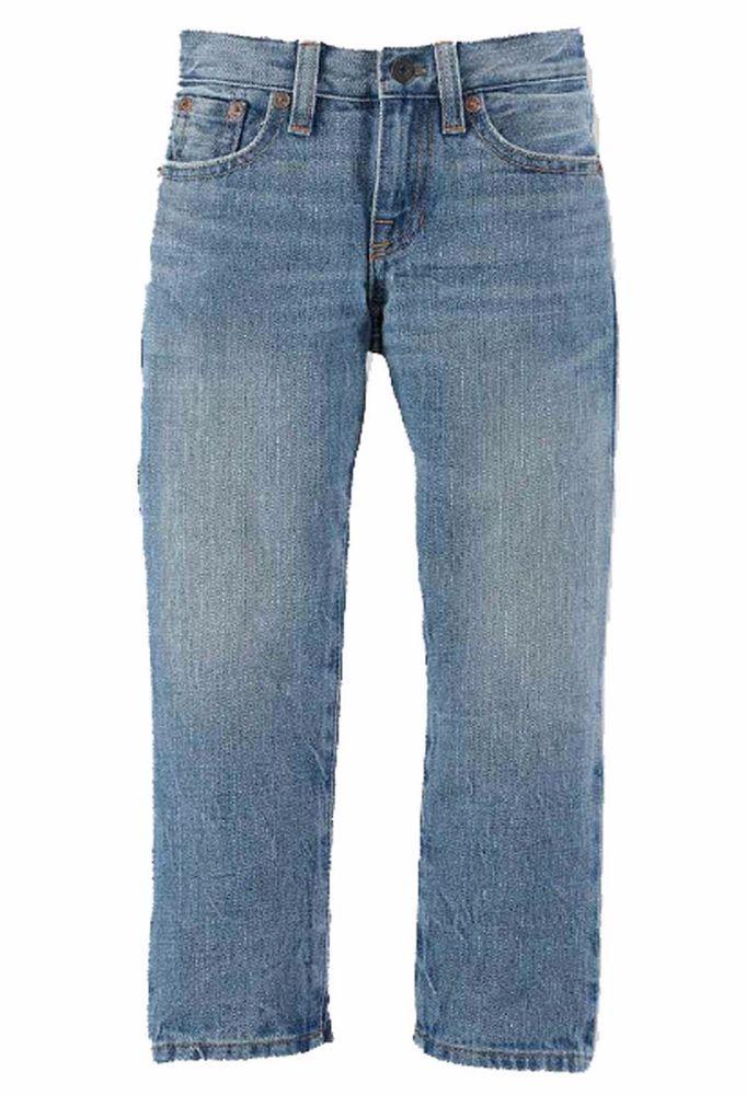 0f8b7abb9 NWT Ralph Lauren Boys Light Wash Slim Fit Pants Jeans #RalphLauren  #SlimSkinny #Everyday