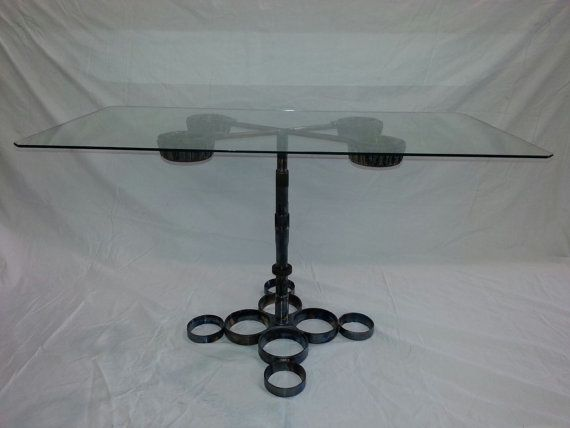 Industrial Inspired Recycled Car Part Coffee Table business ideas