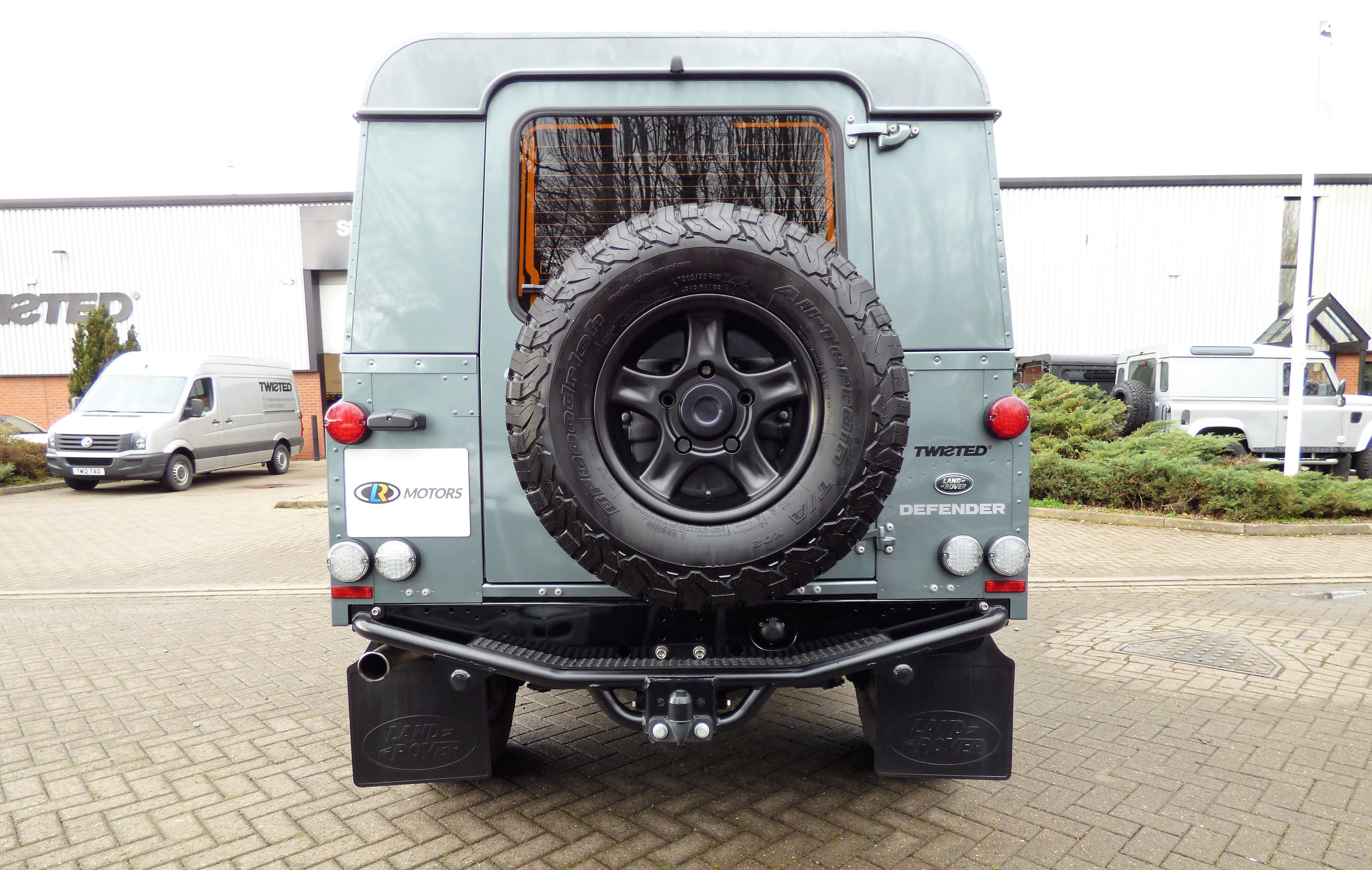 price used landrover ayr land location rover kxz img vehicles turner defender vans ref mileage