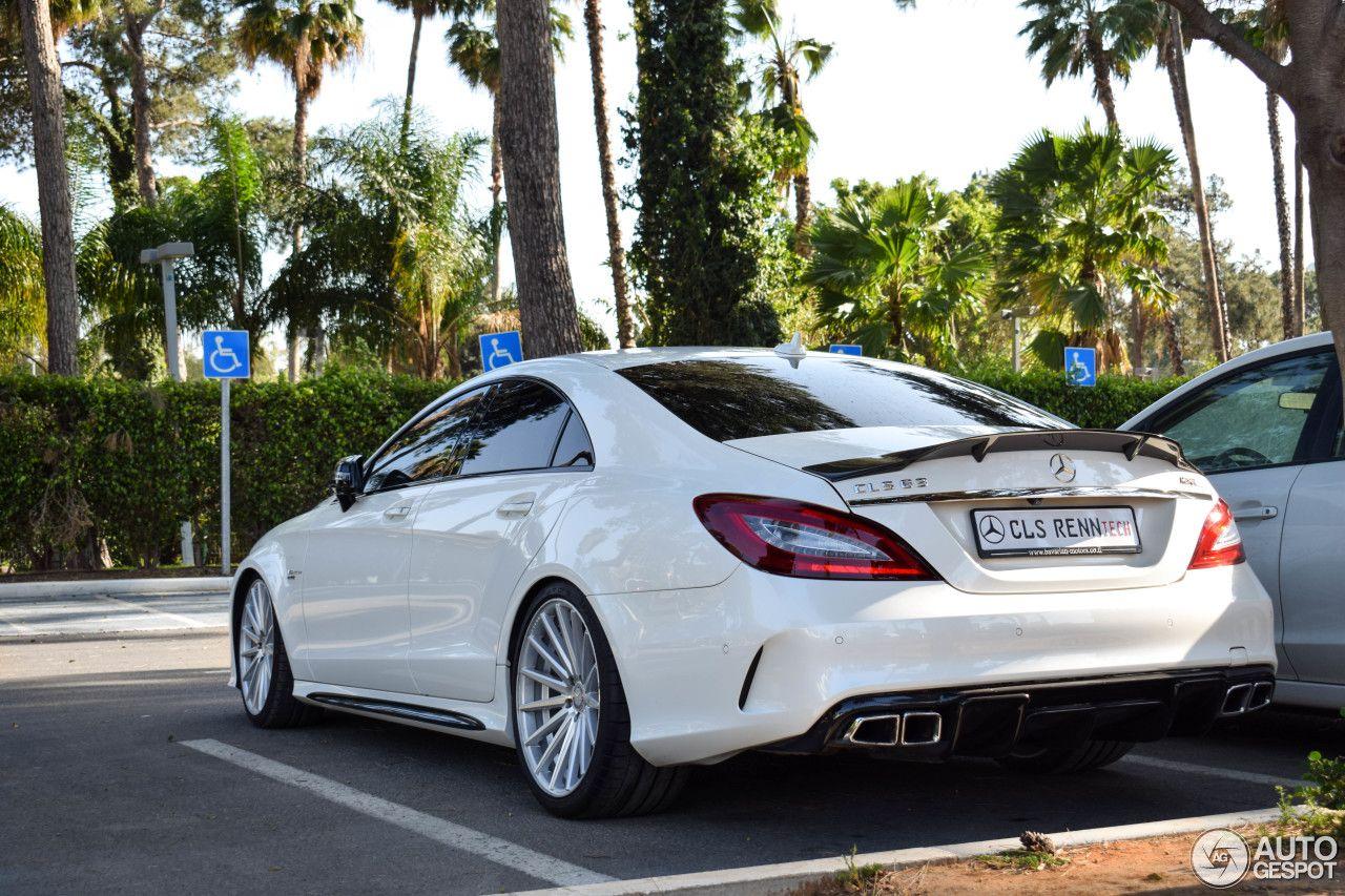 Mercedes Benz Renntech Cls 63 Amg C218 2016 Cls 63 Amg Mercedes Benz Cls Mercedes Benz