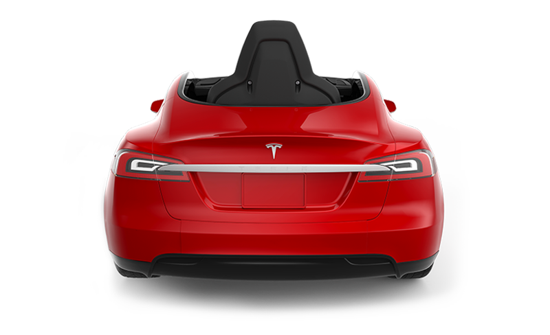 Tesla Model S For Kids By Radio Flyer Boasts The Exhilarating Performance Of A And