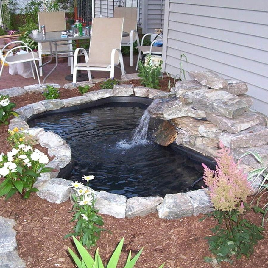 Tips For Building Ponds In Your Backyard Garden Pond 640 x 480