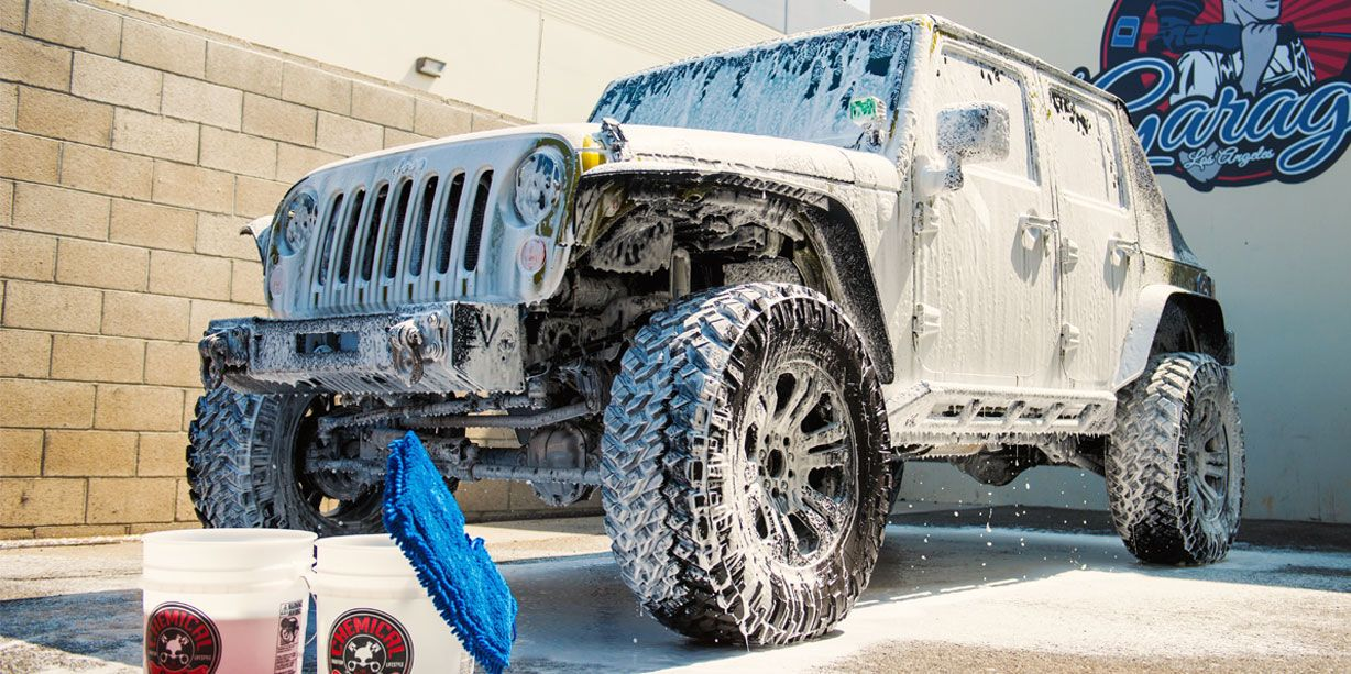 Exterior chemical guys in 2020 chemical guys car wash