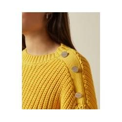 Photo of Pullover Aus Zopfstrick Mit Knopfdetails Ted BakerTed Baker