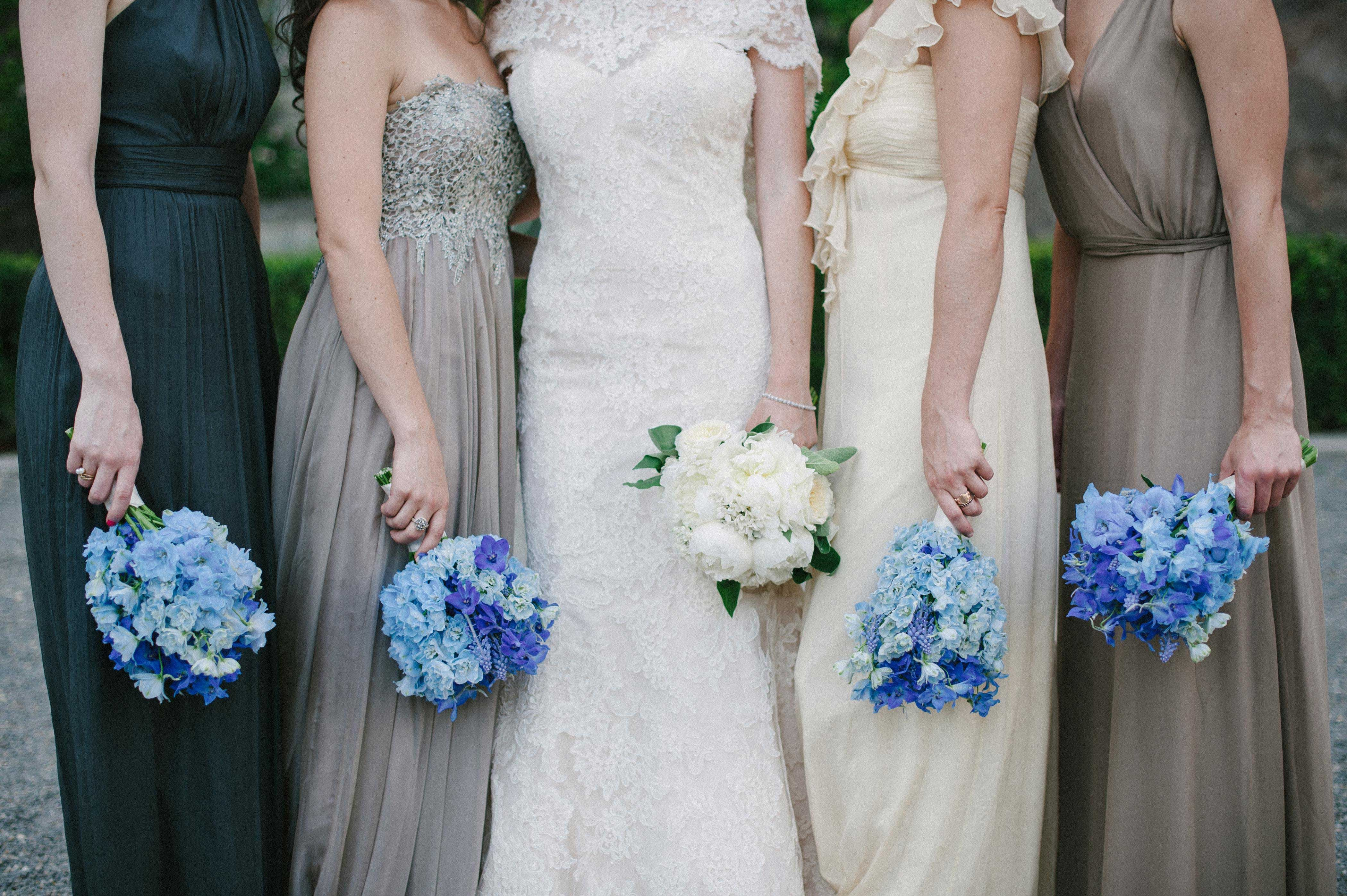15 Beautiful Bouquet Ideas For Your Bridesmaids Bridesmaid
