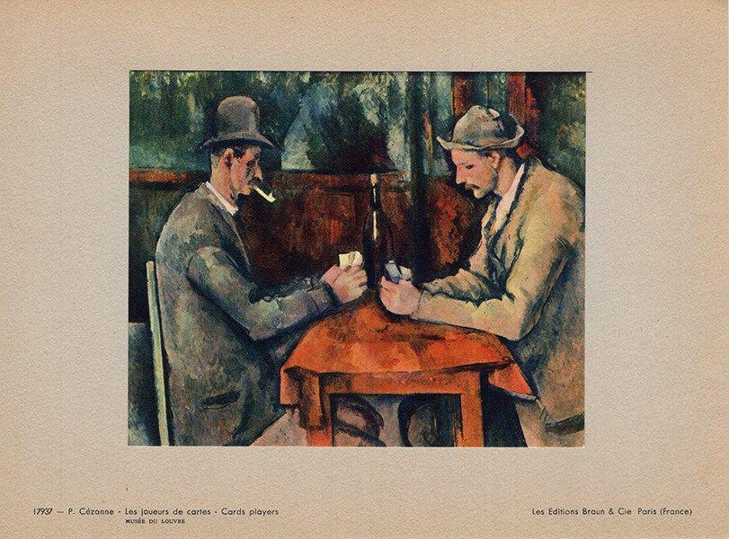CEZANNE, P: Cézanne 10 Planches En Couleurs: Framable