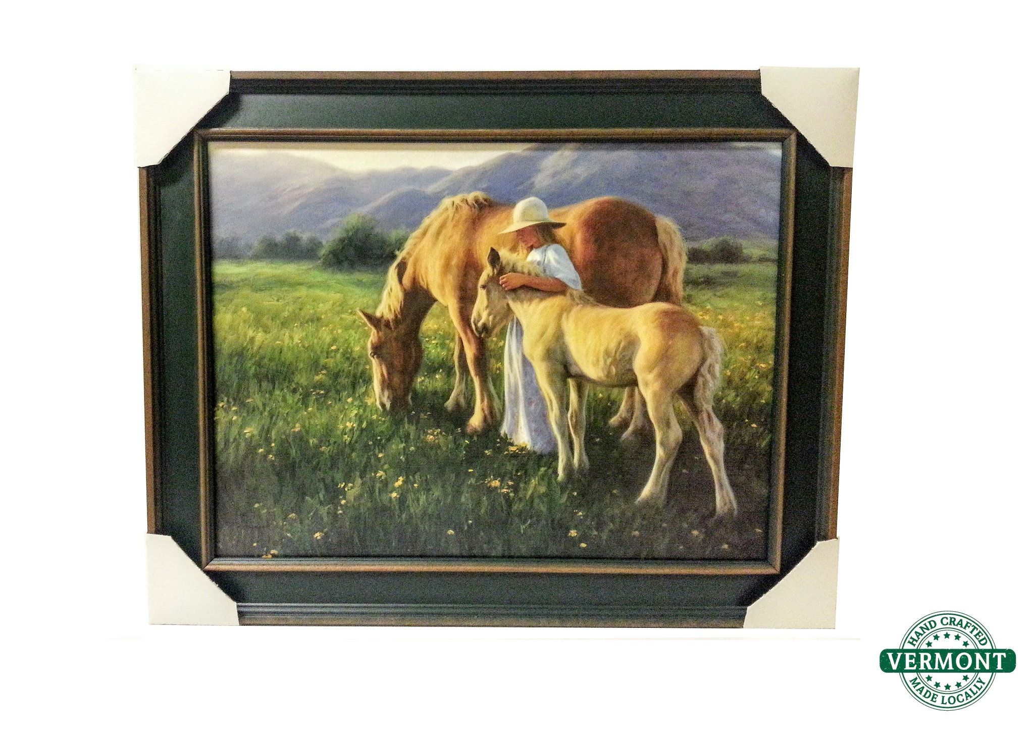 22x18 canvas beautiful blondes art by robert duncan