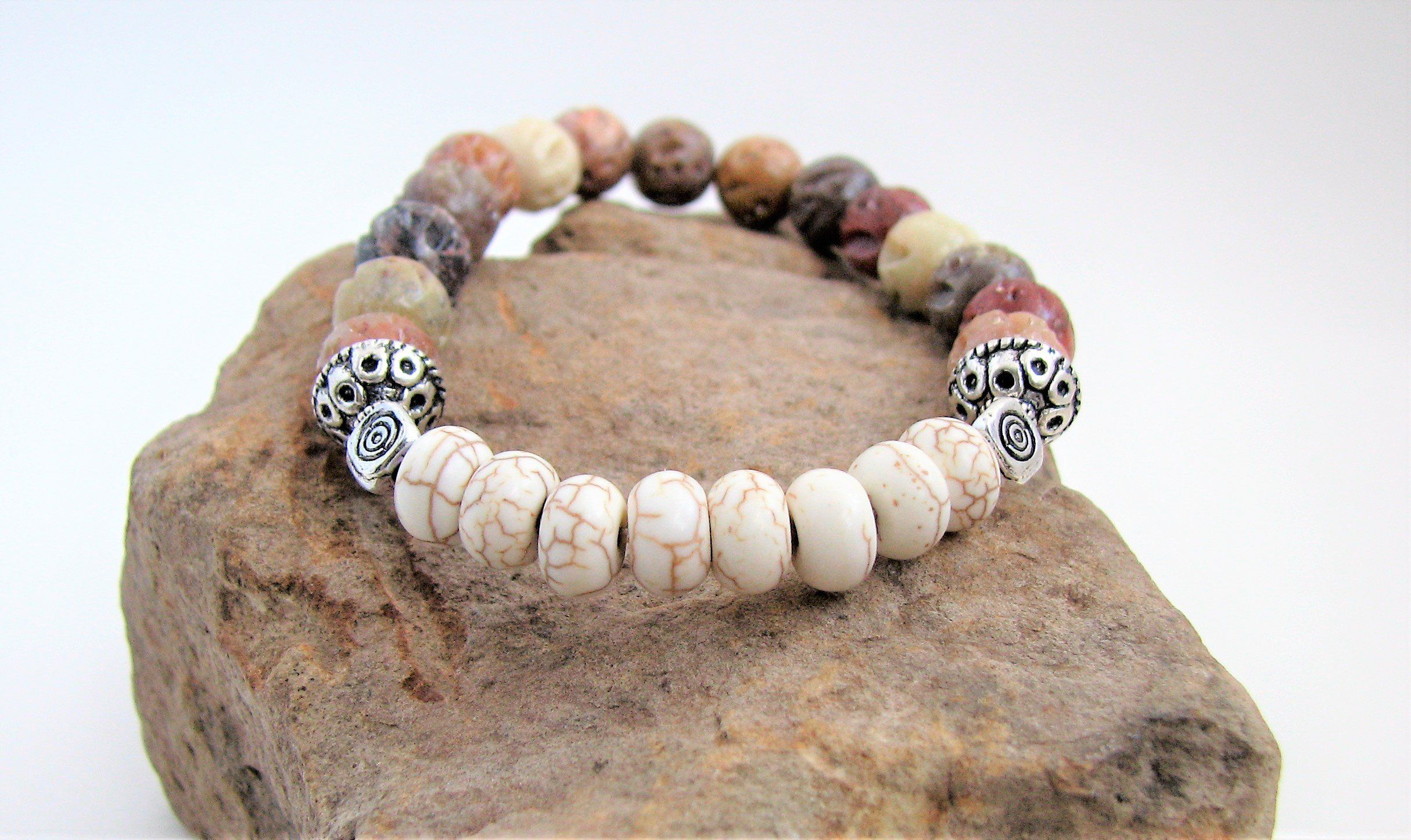 Gemstone Bracelet Stretch