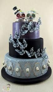 Bildergebnis Fur Gothic Hochzeitstorte Coole Torten Kuchen