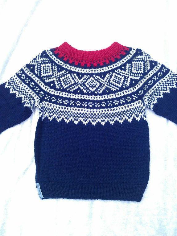 marius genser jente oppskrift