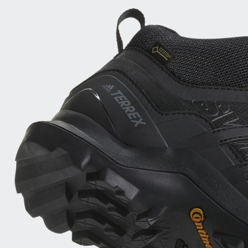 psicología compresión presentar  adidas Terrex Swift R2 Mid GORE-TEX Hiking Shoes - Black | adidas US |  Trekking shoes, Hiking shoes, Sports shoes adidas