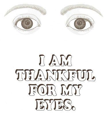 19 I Am Thankful For My Eyes Lds Nursery Thankful My Eyes