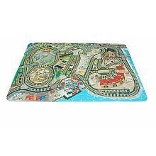 Imaginarium - Tapis de jeu circuit de train de luxe en mousse ...