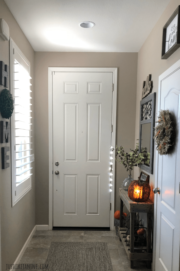 Entryway Ideas For The Small And Narrow Entryway Homedecor
