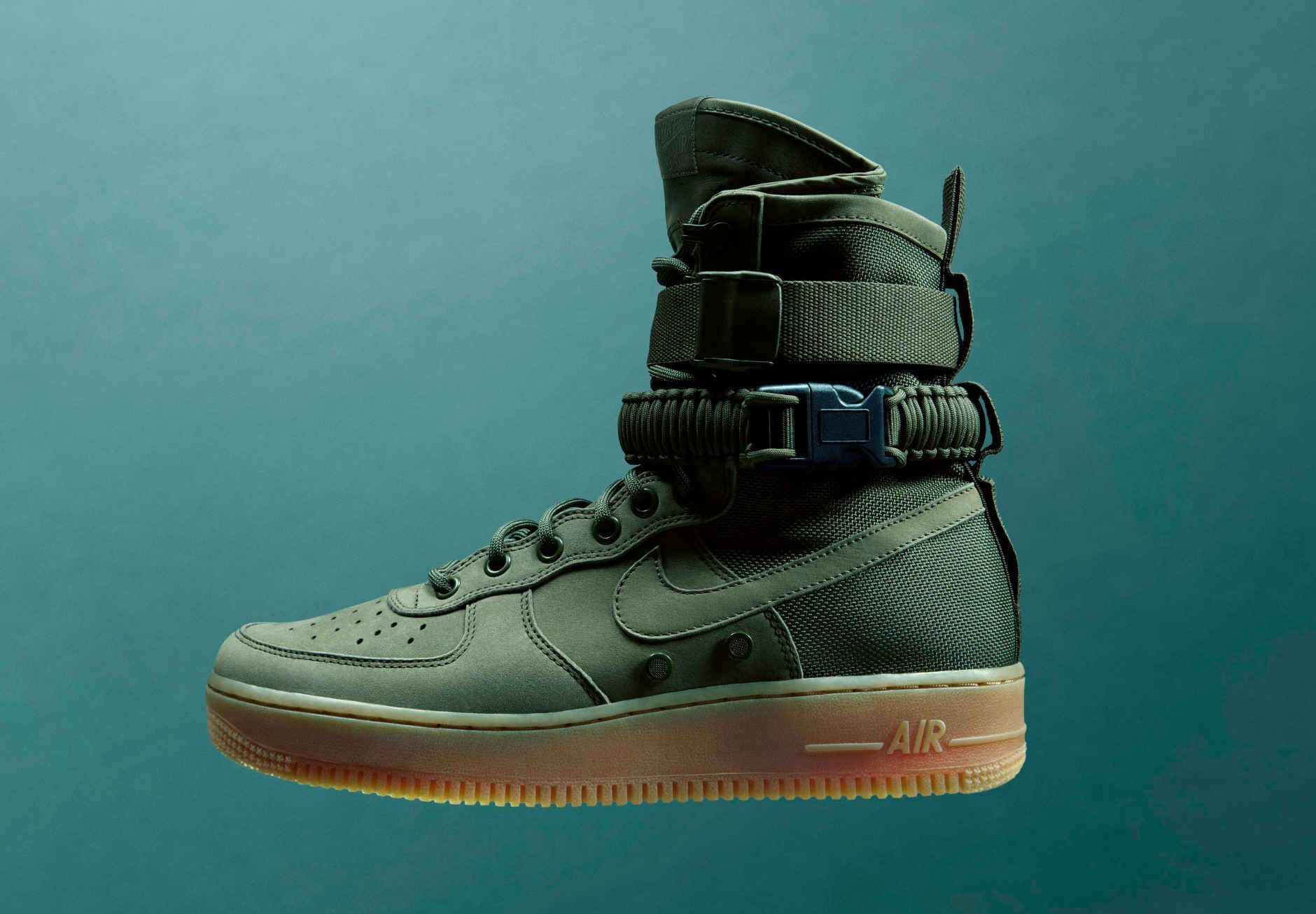 Nike Unveils the Special Field Air Force 1. Men's ShoesUgly ...