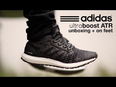 dde212743ee2 Adidas Ultra Boost  ATR Mid  Unboxing + On Feet - YouTube