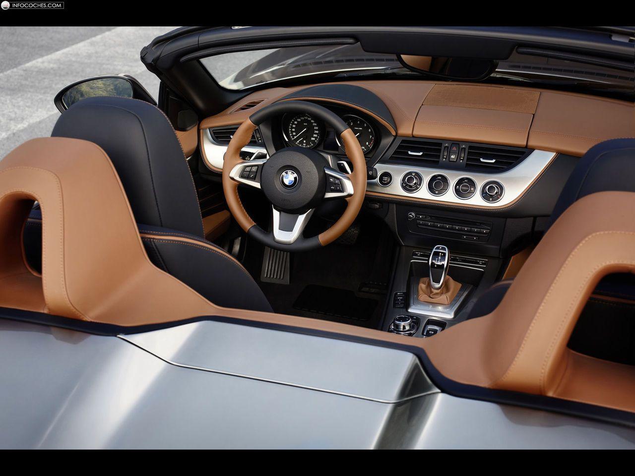 Fotos Del Bmw Zagato Roadster 3 24 Bmw Cars Bmw Z4