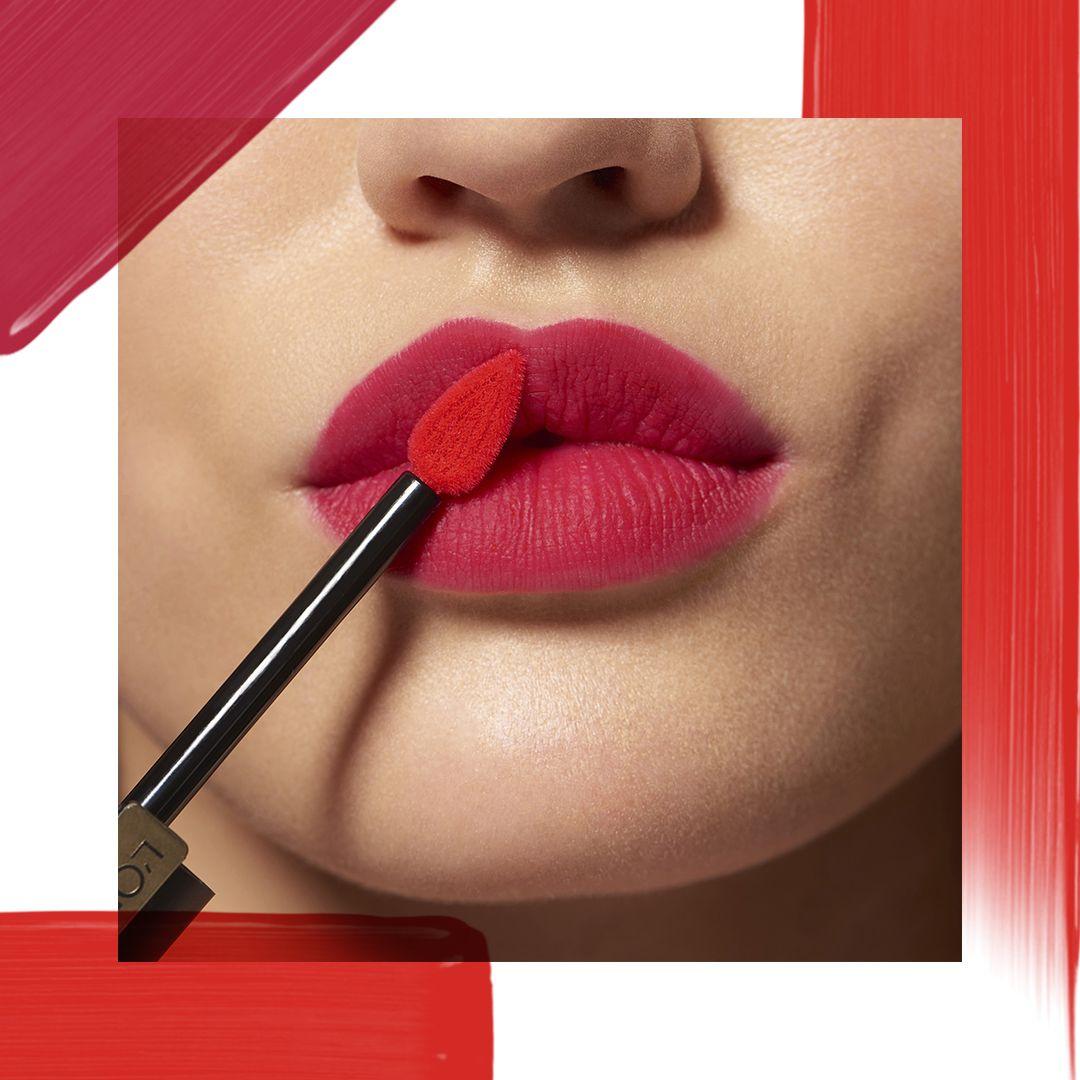 Rouge Signature Encre à Lèvres Liquide Mate En 2019 Rouge
