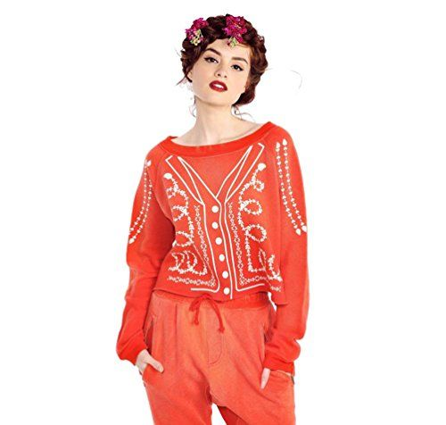 Wildfox Christmas Sweater.Wildfox Couture Perfect Christmas Sweater Matador Monte Crop