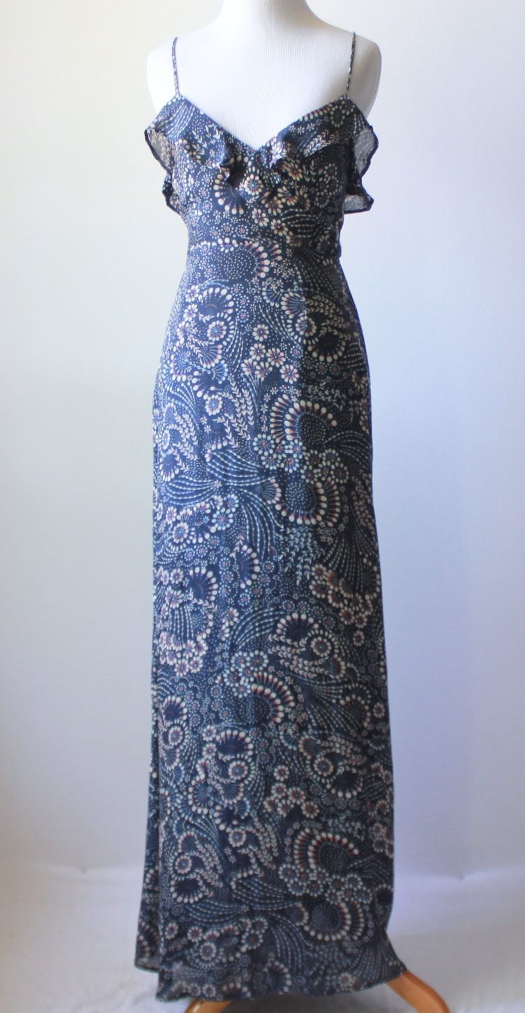 Nice amazing forever contemporary floral chiffon ruffle tie open