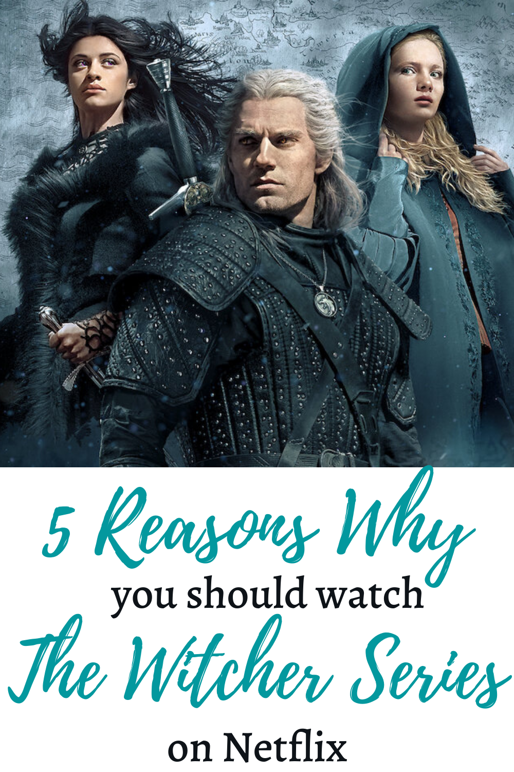 5 Reasons Why You Should Watch The Witcher Series On Netflix Netflix Netflix Series Netflix Original Series