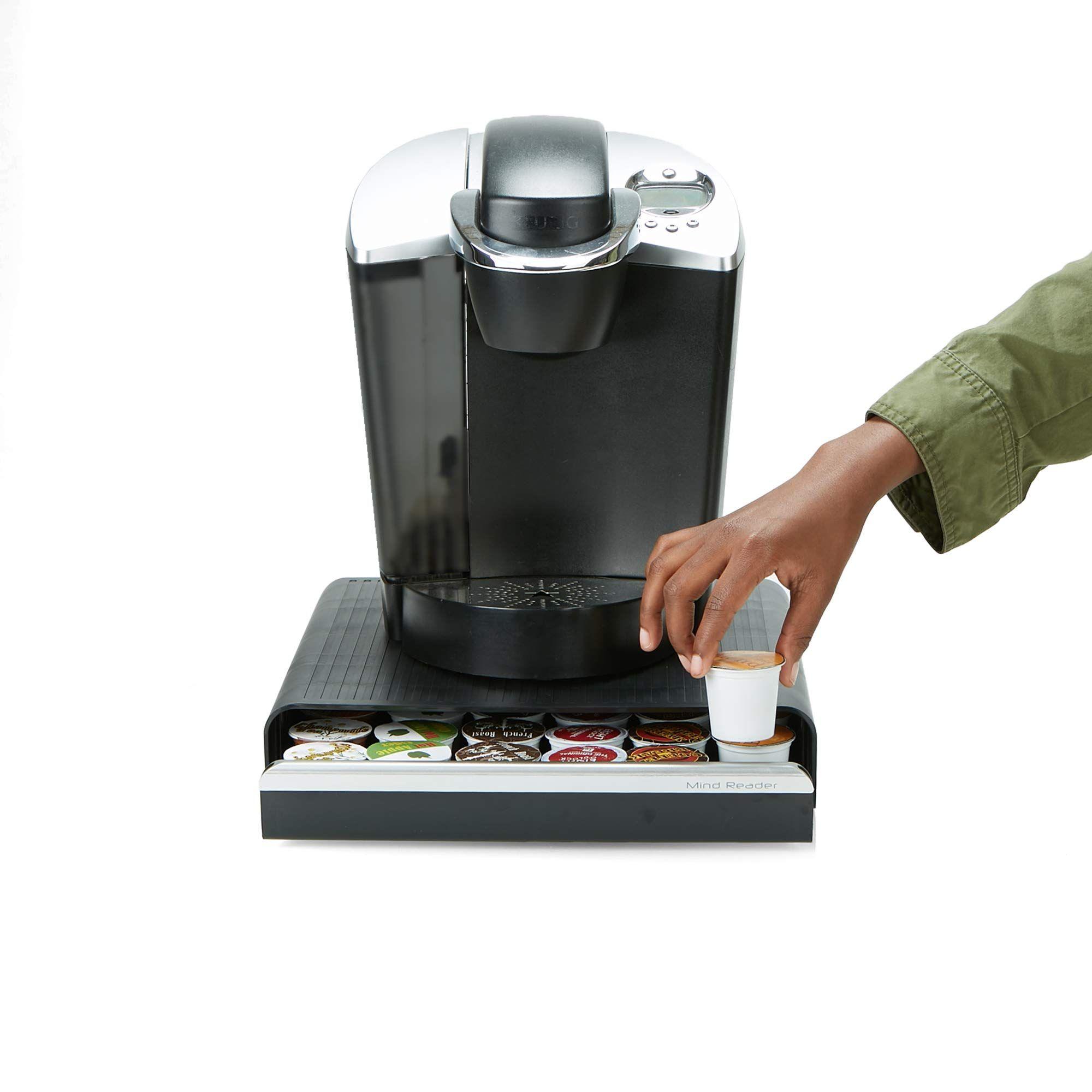 Mindreaderhero36blkstorageverismo coffee pods