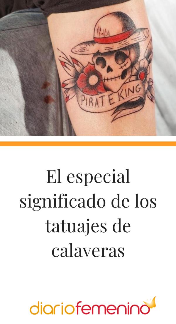 Los tipos de tatuajes de calaveras más comunes y su simbolismo 💀  #tatuajesdecalaveras #tatuajes #tattoos #tattoodesign #DiarioFemenino