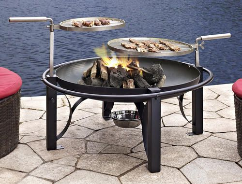 Cheyenne Grill Fire Pit Grill Fire Pit Gas Firepit