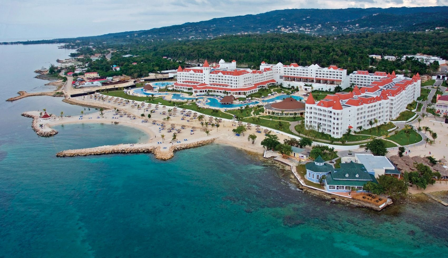 Grand bahia principe jamaica all inclusive 4 star only for All inclusive fishing vacations usa