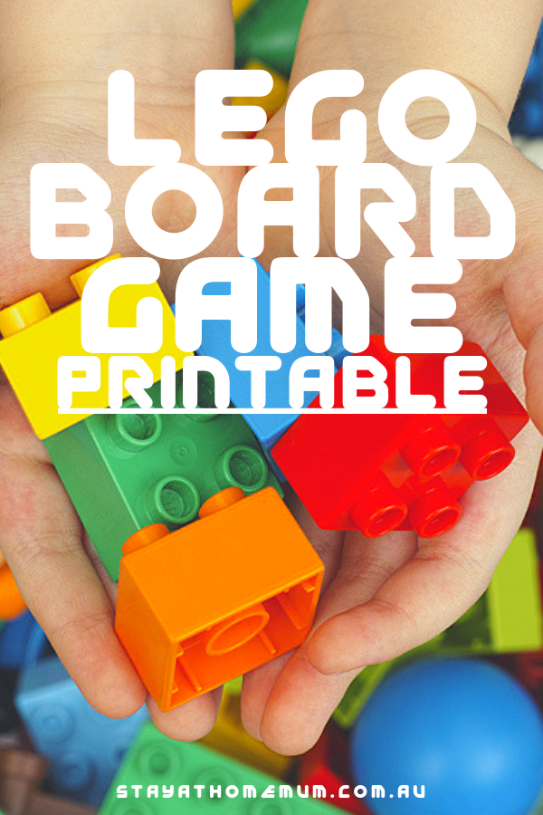 Lego Board Game Printable Stay at Home Mum Lego board game