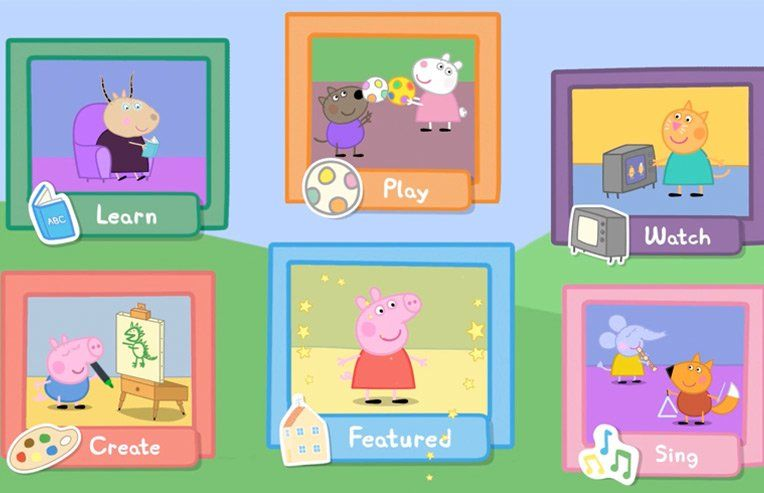 The Best Peppa Pig Games To Play Online And Irl Nancy White Pig
