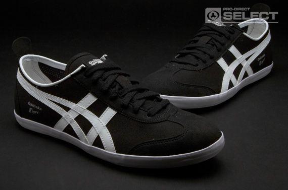 the latest 3226b 66a75 Onitsuka Tiger Mexico 66 Vulc CV Mens Shoes - Black/White ...